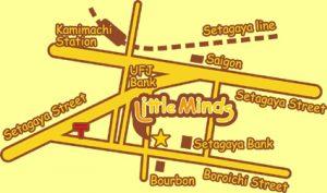 little mind map